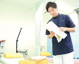 柔道整復師の国家資格を活かして附属整骨院でアルバイト