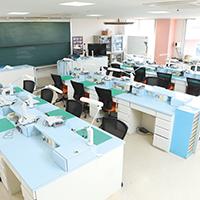 専攻科実習室